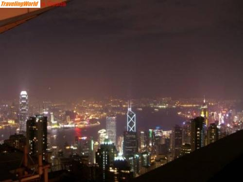 China: ©291 / grossartiges Panorama vom Victoria Peak