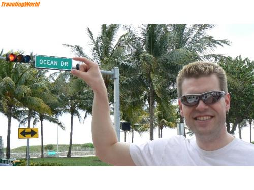 USA: OceanDrive / Party, sun und fun am Ocean Drive