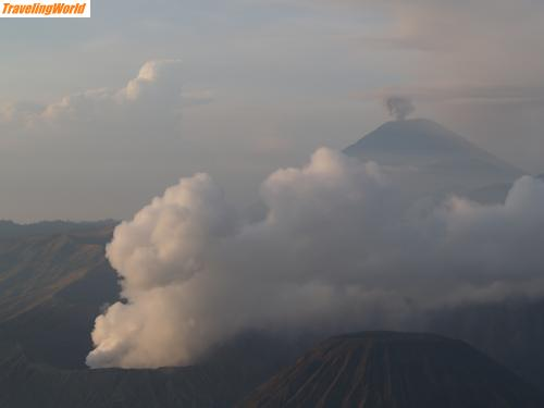 Indonesien: PA262125 / Vulkan Bromo in Java