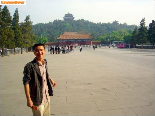 China: 04 a2 Am Kaiserpalast /