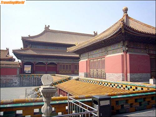 China: 04 a4 Kaiserpalast /