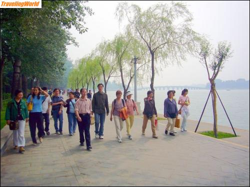 China: 05 a4 Sommerpalast in Peking /