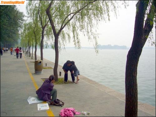 China: 05 b2 Sommerpalast in Peking /